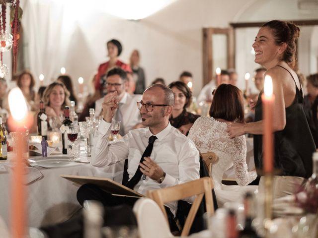 Il matrimonio di Emanuele e Patrizia a Rignano sull'Arno, Firenze 45