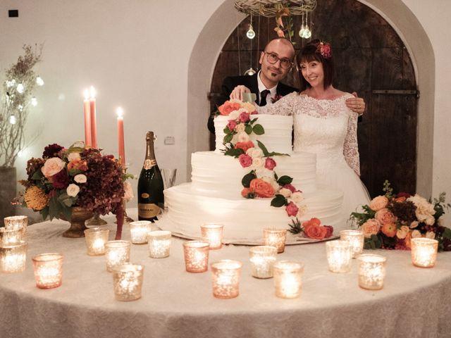 Il matrimonio di Emanuele e Patrizia a Rignano sull'Arno, Firenze 50