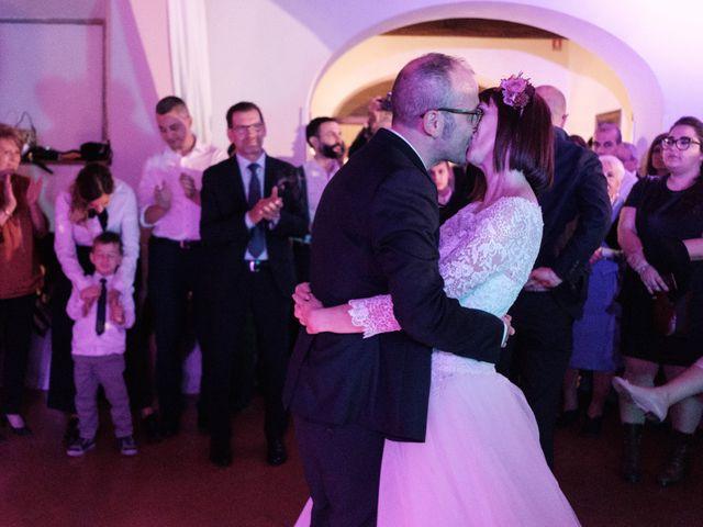 Il matrimonio di Emanuele e Patrizia a Rignano sull'Arno, Firenze 57