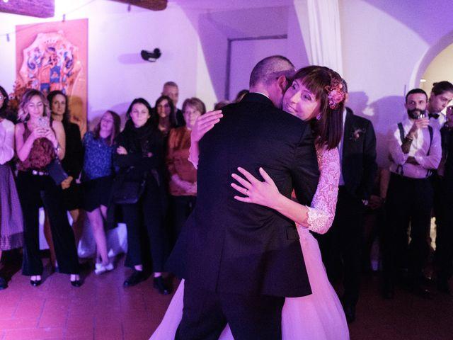 Il matrimonio di Emanuele e Patrizia a Rignano sull'Arno, Firenze 58