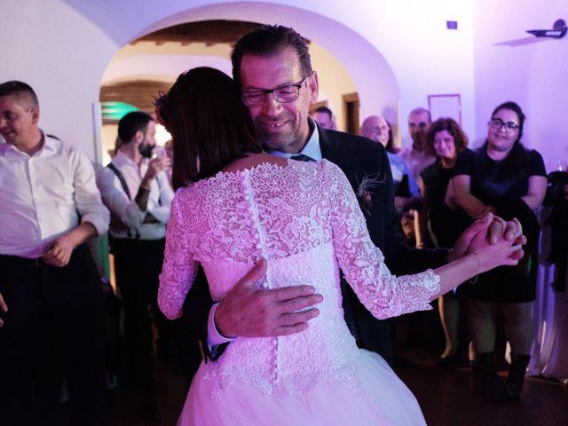 Il matrimonio di Emanuele e Patrizia a Rignano sull'Arno, Firenze 59