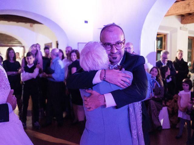 Il matrimonio di Emanuele e Patrizia a Rignano sull'Arno, Firenze 60
