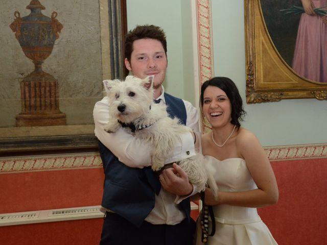 Il matrimonio di Andrea e Valentina a Alessandria, Alessandria 11