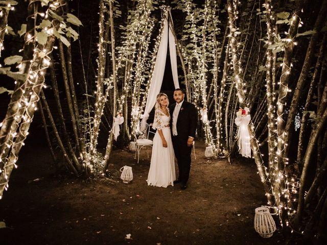 Il matrimonio di Mattia e Raffaella  a Scandriglia, Rieti 1