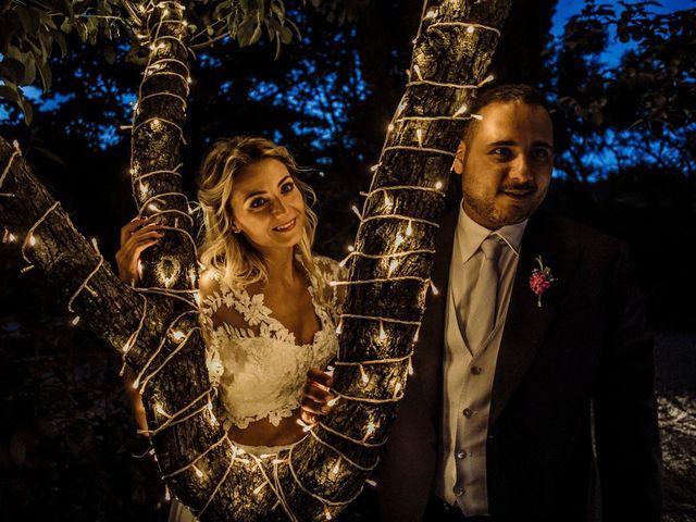 Il matrimonio di Mattia e Raffaella  a Scandriglia, Rieti 2