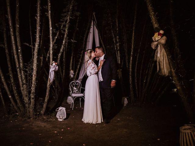 Il matrimonio di Mattia e Raffaella  a Scandriglia, Rieti 3