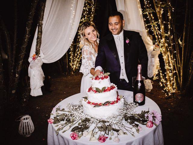 Il matrimonio di Mattia e Raffaella  a Scandriglia, Rieti 4