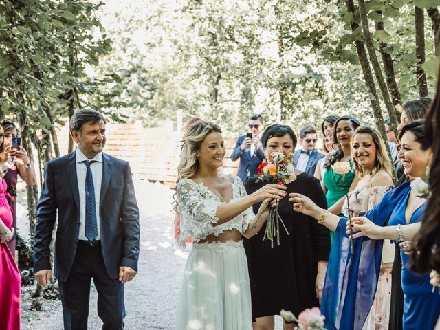Il matrimonio di Mattia e Raffaella  a Scandriglia, Rieti 9