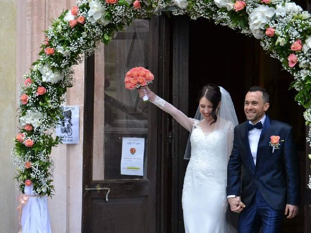 Il matrimonio di Luca e Alice a Fratta Polesine, Rovigo 1