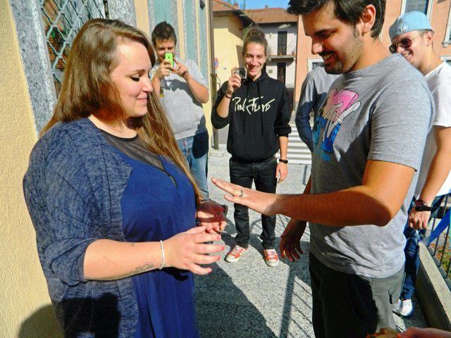Il matrimonio di Giacomo e Ambra  a Mornago, Varese 8