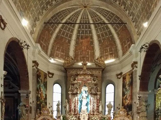 Il matrimonio di Lavinia e Giuseppe a Bleggio Superiore, Trento 3
