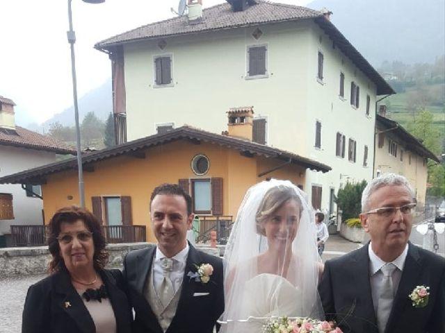 Il matrimonio di Lavinia e Giuseppe a Bleggio Superiore, Trento 4