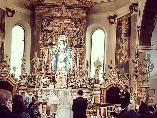 Il matrimonio di Lavinia e Giuseppe a Bleggio Superiore, Trento 5