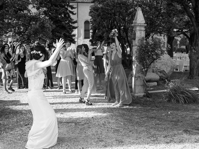 Il matrimonio di Florent e Anna a Lonato del Garda, Brescia 2