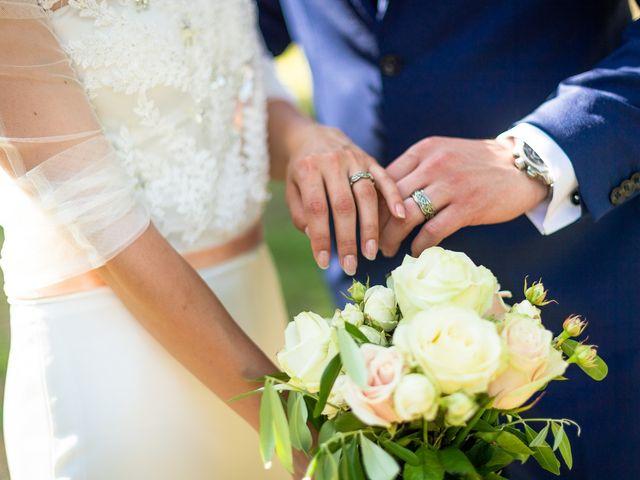 Il matrimonio di Florent e Anna a Lonato del Garda, Brescia 3