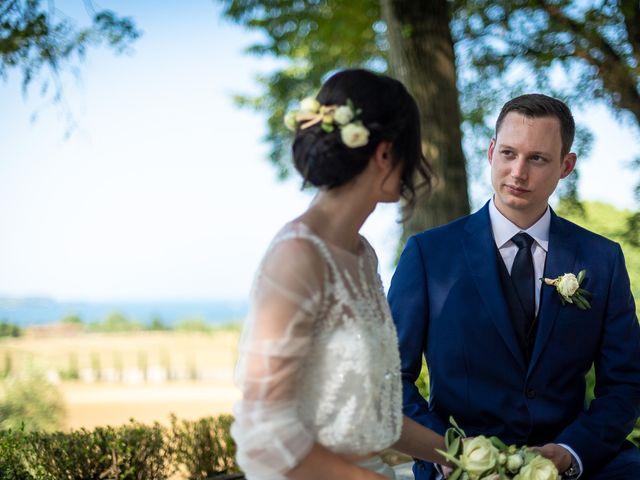 Il matrimonio di Florent e Anna a Lonato del Garda, Brescia 5