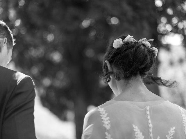 Il matrimonio di Florent e Anna a Lonato del Garda, Brescia 1