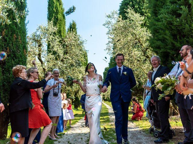 Il matrimonio di Florent e Anna a Lonato del Garda, Brescia 9