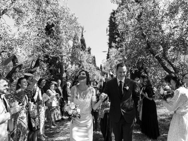 Il matrimonio di Florent e Anna a Lonato del Garda, Brescia 10