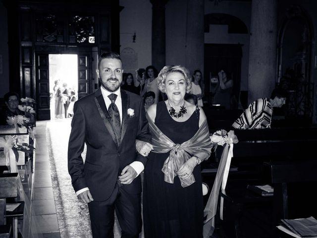 Il matrimonio di Bruno e Ramona a Fivizzano, Massa Carrara 20