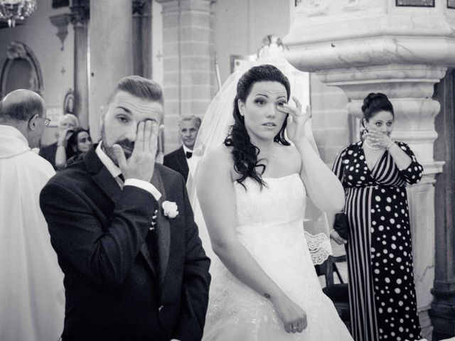 Il matrimonio di Bruno e Ramona a Fivizzano, Massa Carrara 24