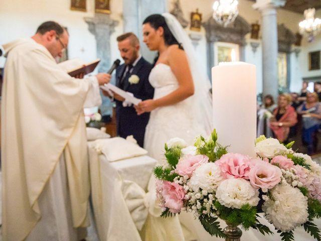Il matrimonio di Bruno e Ramona a Fivizzano, Massa Carrara 28