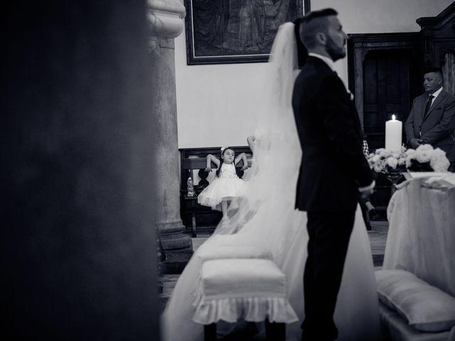 Il matrimonio di Bruno e Ramona a Fivizzano, Massa Carrara 33