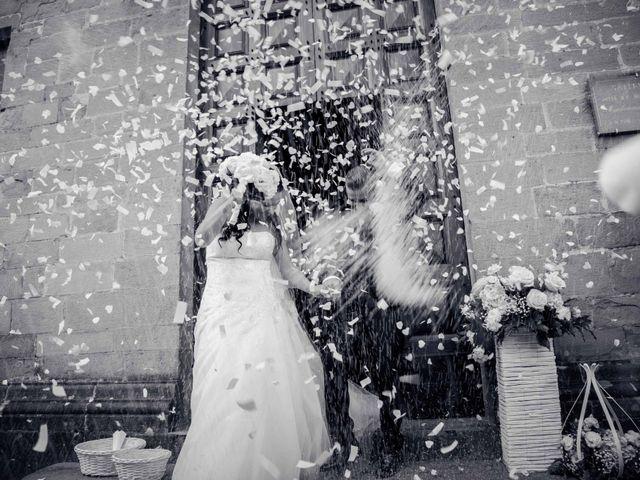 Il matrimonio di Bruno e Ramona a Fivizzano, Massa Carrara 35