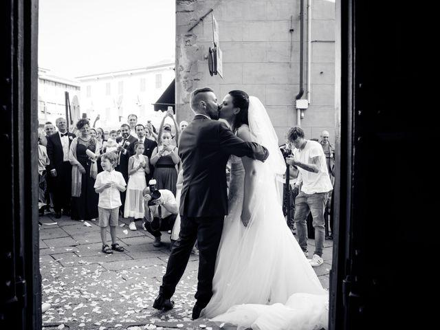 Il matrimonio di Bruno e Ramona a Fivizzano, Massa Carrara 39
