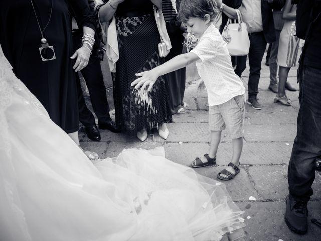 Il matrimonio di Bruno e Ramona a Fivizzano, Massa Carrara 41
