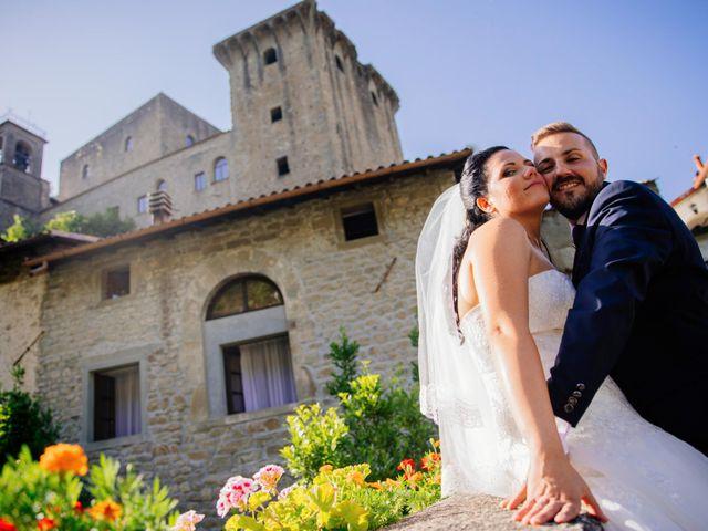 Il matrimonio di Bruno e Ramona a Fivizzano, Massa Carrara 43