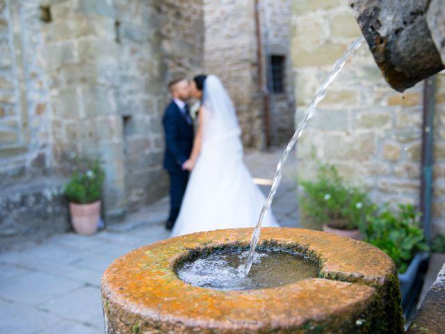 Il matrimonio di Bruno e Ramona a Fivizzano, Massa Carrara 44