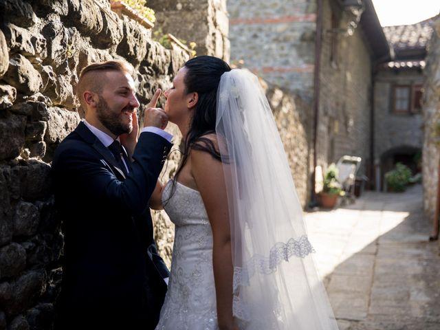 Il matrimonio di Bruno e Ramona a Fivizzano, Massa Carrara 45