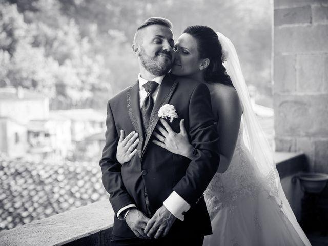 Il matrimonio di Bruno e Ramona a Fivizzano, Massa Carrara 1