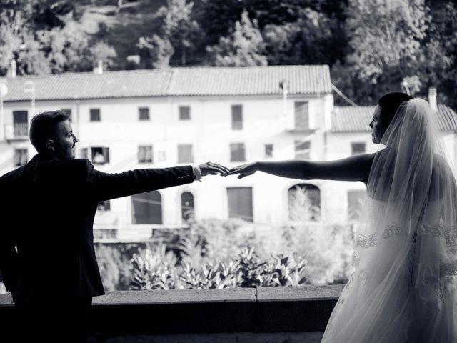 Il matrimonio di Bruno e Ramona a Fivizzano, Massa Carrara 48