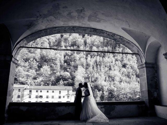 Il matrimonio di Bruno e Ramona a Fivizzano, Massa Carrara 49