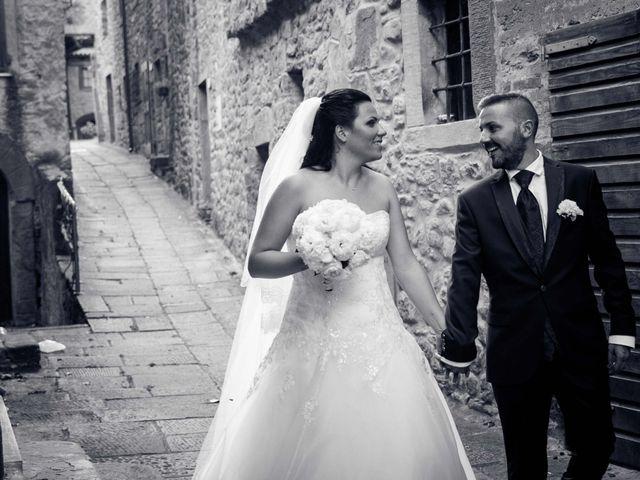 Il matrimonio di Bruno e Ramona a Fivizzano, Massa Carrara 50