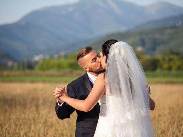 Il matrimonio di Bruno e Ramona a Fivizzano, Massa Carrara 53