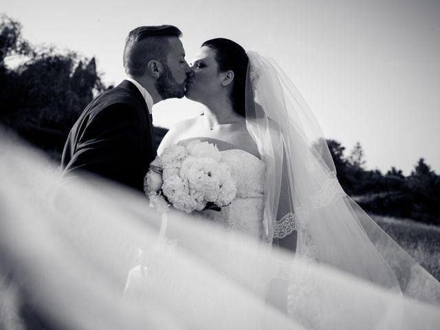 Le nozze di Ramona e Bruno