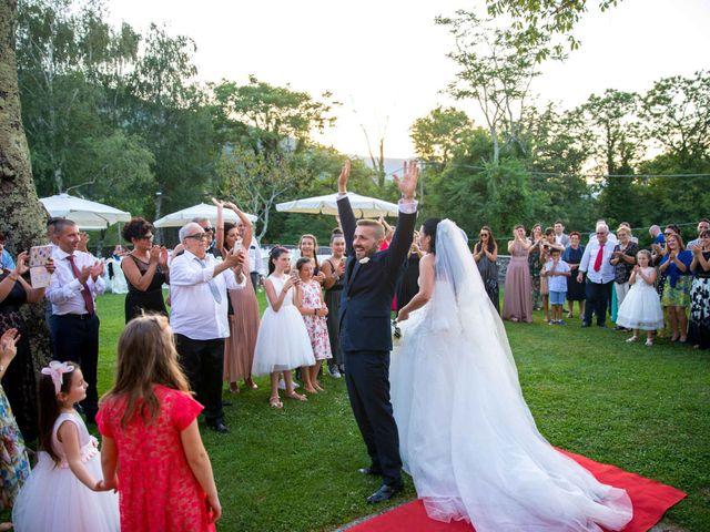 Il matrimonio di Bruno e Ramona a Fivizzano, Massa Carrara 55