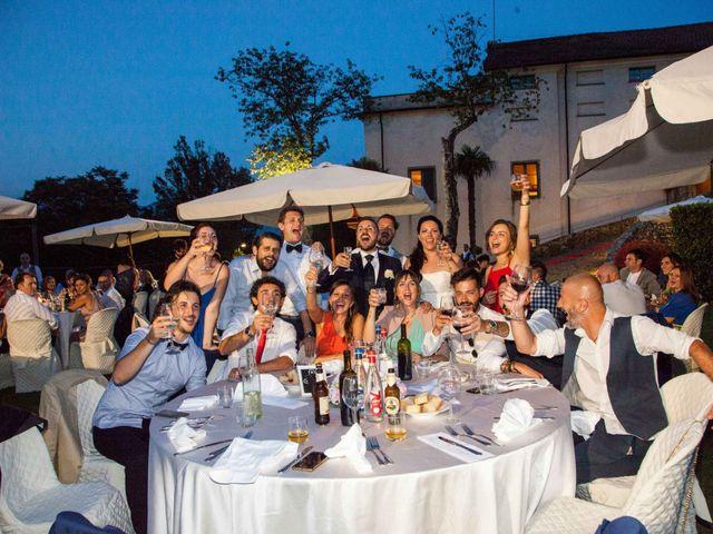 Il matrimonio di Bruno e Ramona a Fivizzano, Massa Carrara 56