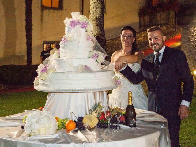 Il matrimonio di Bruno e Ramona a Fivizzano, Massa Carrara 61