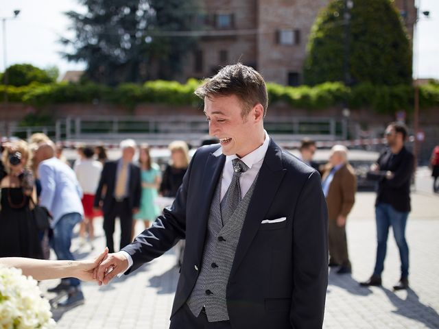 Il matrimonio di Vladimir e Silvia a Torino, Torino 25