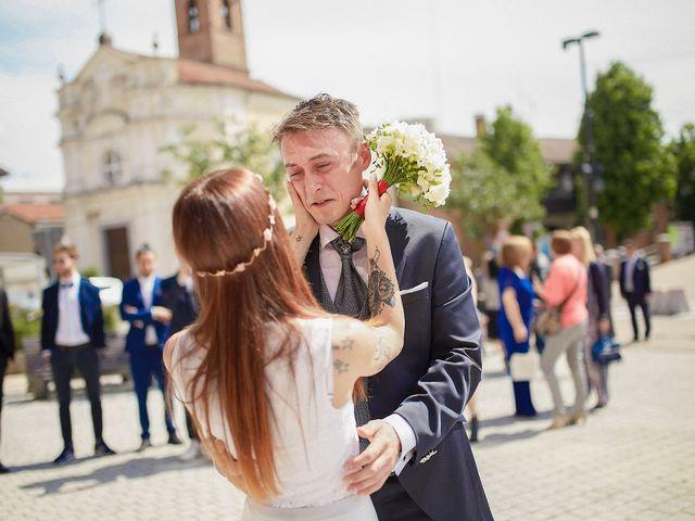 Il matrimonio di Vladimir e Silvia a Torino, Torino 32