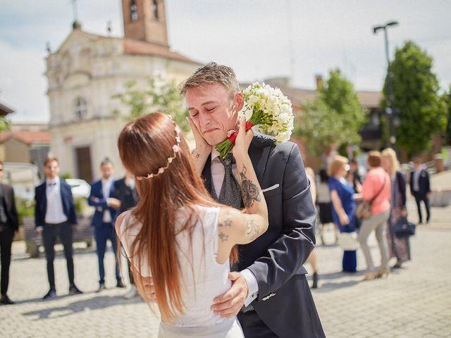 Il matrimonio di Vladimir e Silvia a Torino, Torino 33