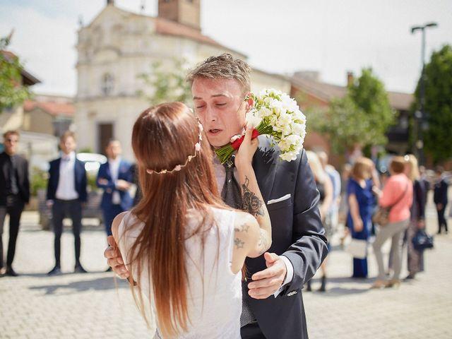 Il matrimonio di Vladimir e Silvia a Torino, Torino 34