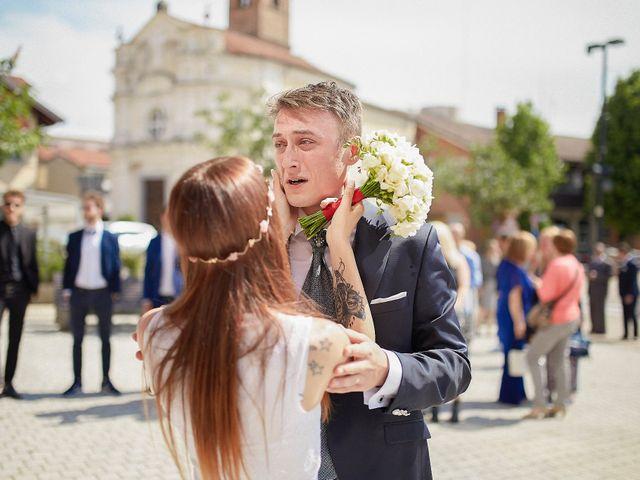Il matrimonio di Vladimir e Silvia a Torino, Torino 35