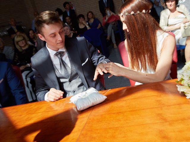 Il matrimonio di Vladimir e Silvia a Torino, Torino 37