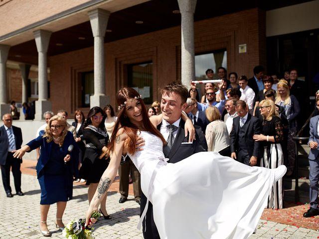 Il matrimonio di Vladimir e Silvia a Torino, Torino 40
