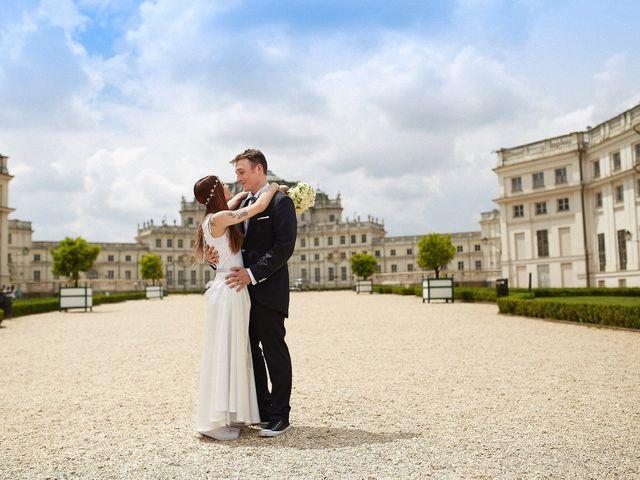 Il matrimonio di Vladimir e Silvia a Torino, Torino 53